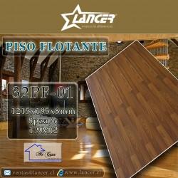 PISOS FLOTANTES 32PF-01