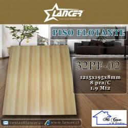 PISOS FLOTANTES 32PF-02