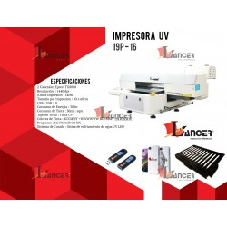 IMPRESORA UV 19P-16